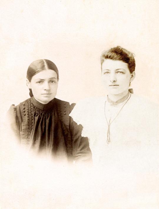 Anna Frank Ehefrau v. Mathias Frank (*1892) & Juliana Frank (*1871), Tochter v. JosefI. Andreas Frank