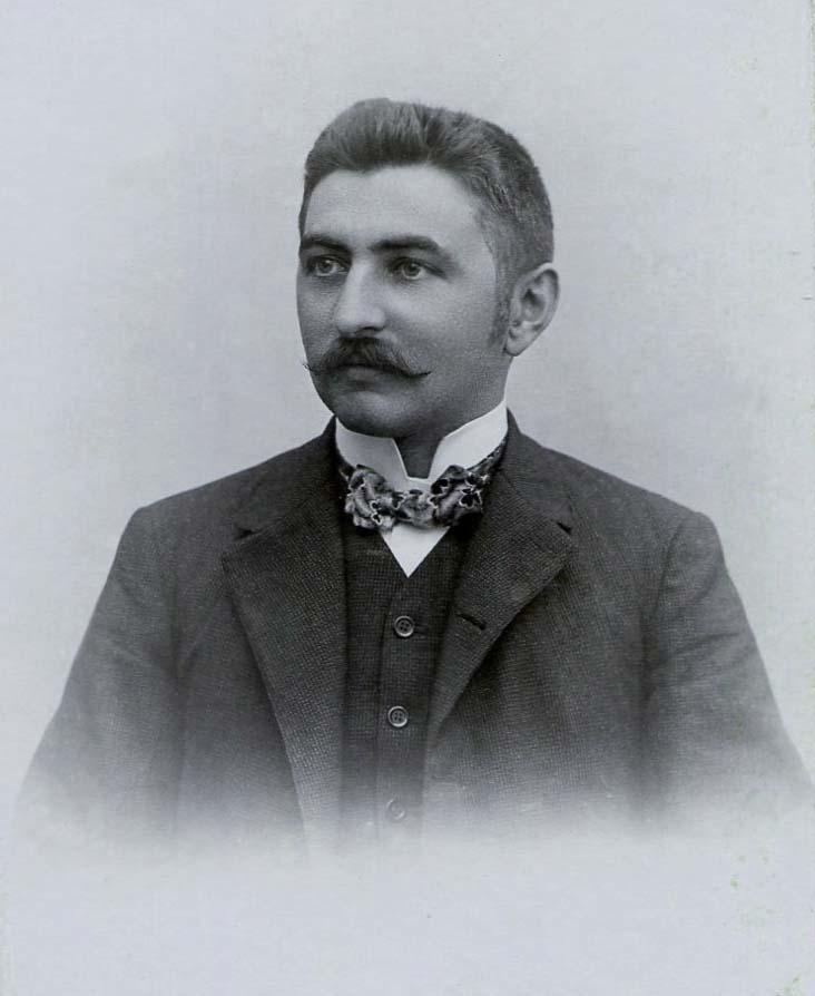 Josef Frank (*1875)