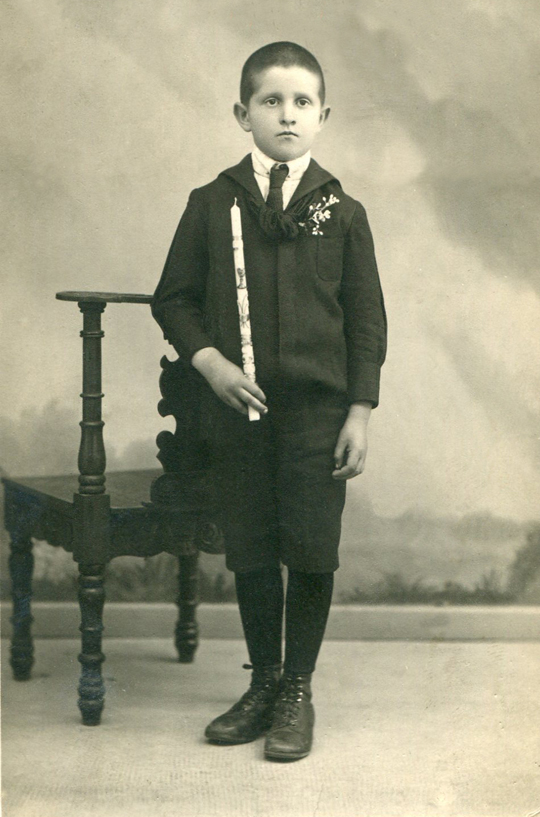 Josef Frank (*1917), Sohn v. Andreas Frank (*1878)