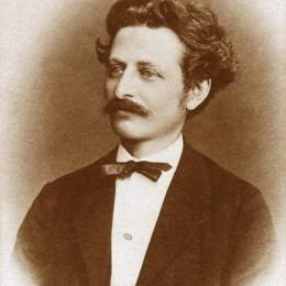 Josef I. Andreas Frank (1846-1918) aufg. 1877
