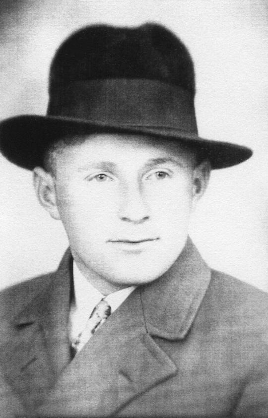 Rudolf Franz Frank (1904-1945), Sohn v. Rudolf Frank (*1876-1945)