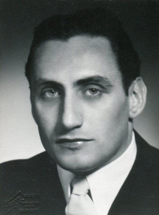 Dismas Pawlikowsky, Sohn v. Margarete Pawlikowsky geb Frank (*1908)
