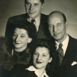 Familie Josef Frank (1890) Kranzgassenpepperl - aufg. 1942-1943