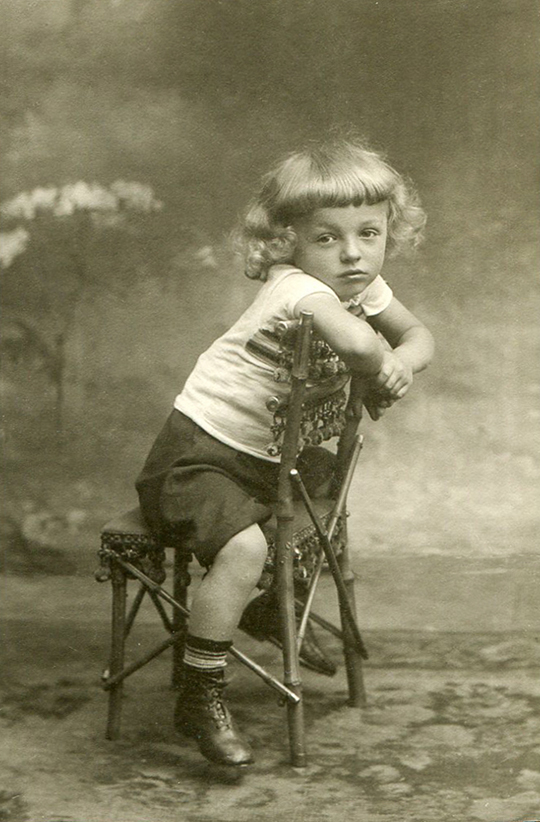 Josef III. Frank (*1905)