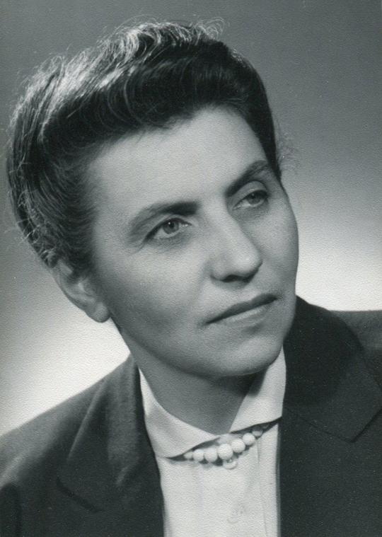 Margarete Pawlikowsky geb. Frank (*1908)