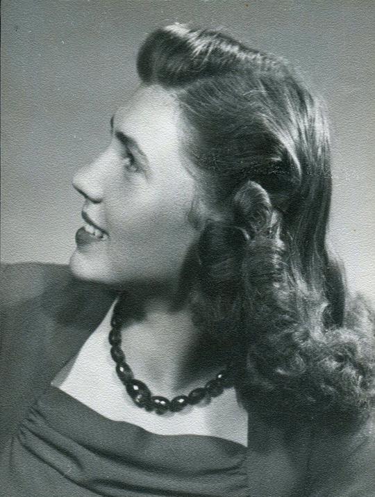 Margit Pawlikowsky Tochter v. Margarete Pawlkowsky geb Frank (*1908)